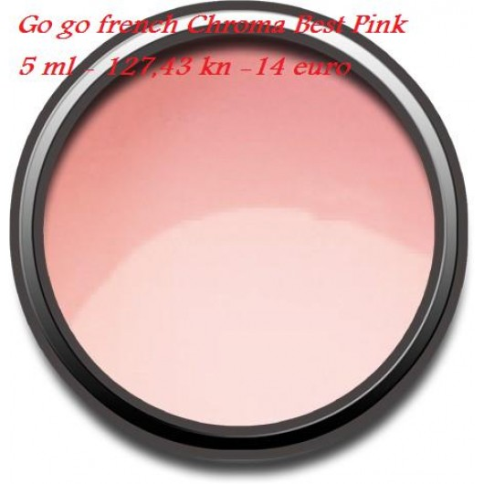 CHROMA BEST PINK 5 GR