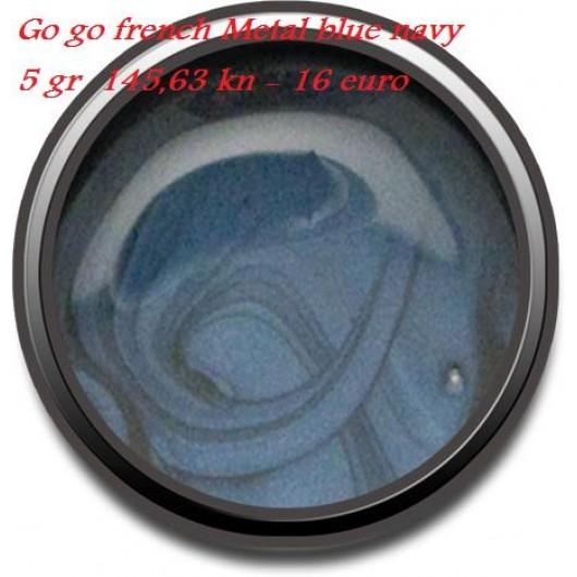 METAL BLUE NAVY 5 GR