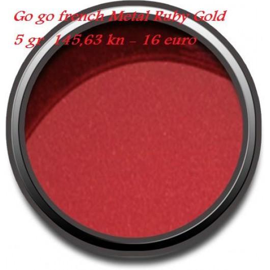 METAL RUBY GOLD 5 GR